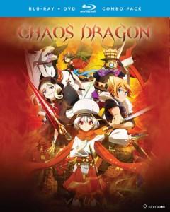 Chaos Dragon Cover