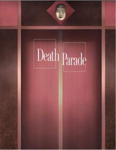 Death Parade LE Cover