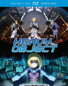 Heavy Object Collection 1 Cover