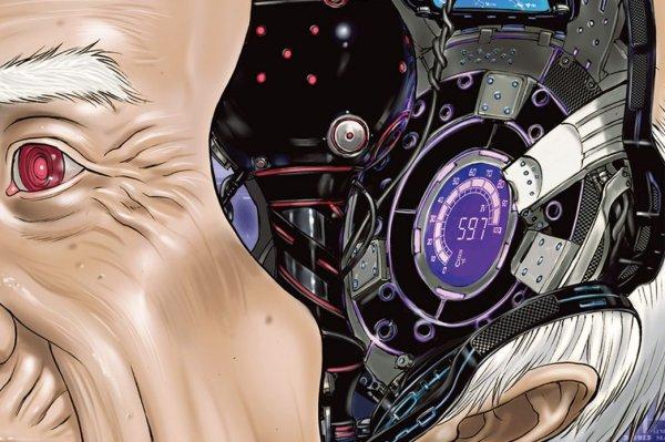 Inuyashiki Vol 03 Manga Review