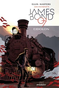 James Bond Issue 9 Cover