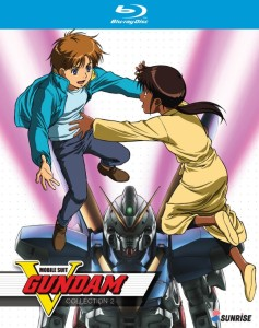 Mobile Suit Gundam Victory Collection 2 Cover