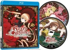 Rozen Maiden - Zuruckspulen Blu-ray Packaging