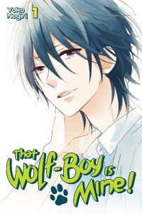 That Wolfboy Is Mine Volume 1 Cover
