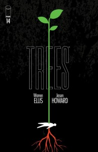 Trees Issue 14 Cover