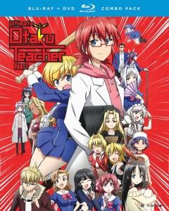 Ultimate Otaku Teacher Part 1