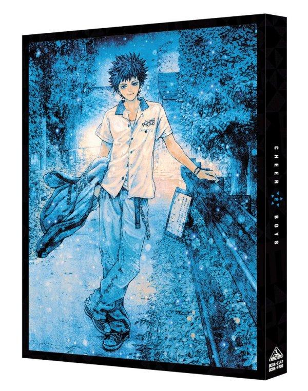 Cheer Danshi Japanese Volume 2 Cover