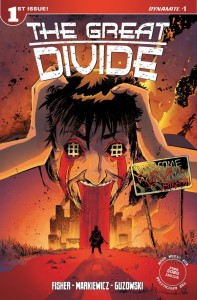 The Great Divide Issue 1 Cover