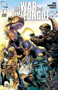 The War that Time Forgot Issue 1