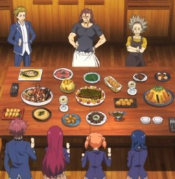 TFP's Anime List Project #33: Five Favorite Meals