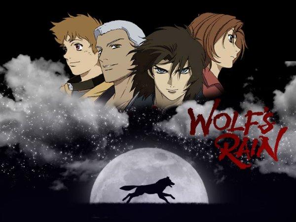 Wolfs Rain Entire Series