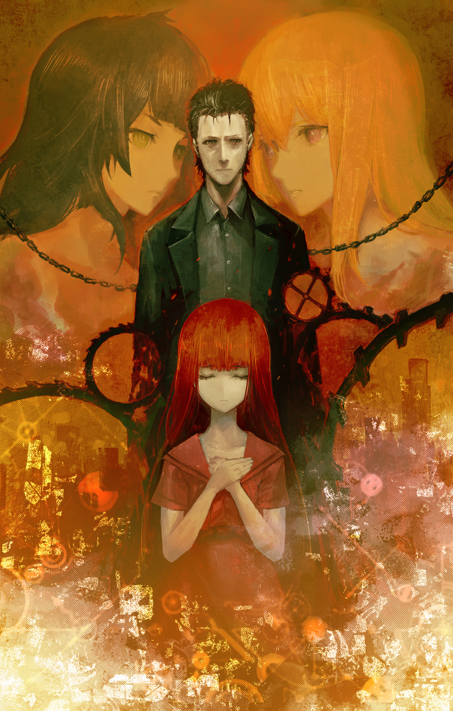 steins gate 0 visual novel review