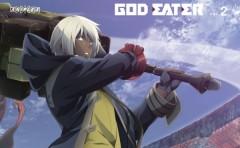 God Eater Volume 2 Header