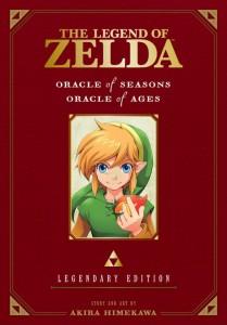 Legend of ZElda Legendary Edition 2 Cover