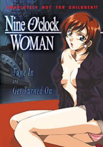 Nine O'Clock Woman Cover