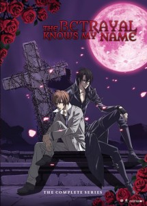 Betrayal Knows My Name Cover
