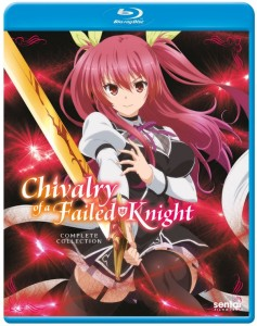 Chivalry of a Failed Knight Blu-ray Cover