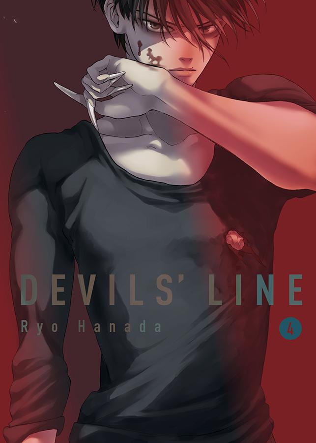 Image result for manga devil's line