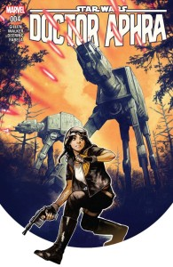 Doctor Aphra Issue 4 Cover