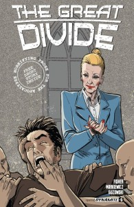 Great Divide Issue 5 Cover