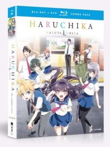 Haruchika Cover
