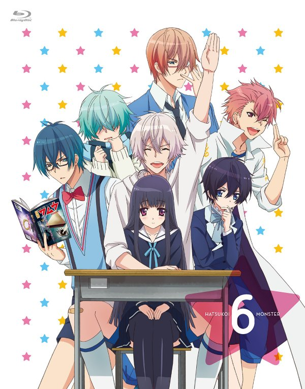 Image result for انیمه Hatsukoi Monster
