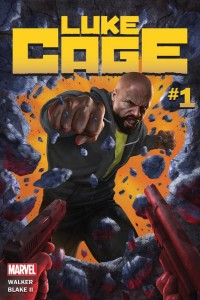 Luke Cage Visual