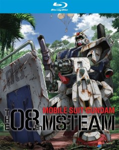 MS 08th Team Blu-ray Cover