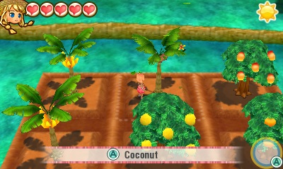 fruit saga games palm tree fruit