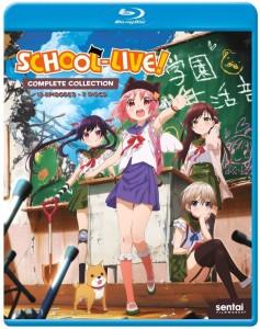 School-Live Blu-ray