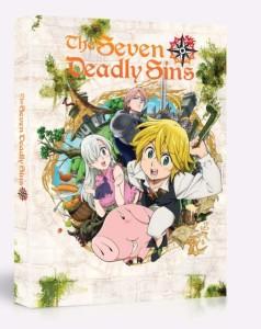 Seven Deadly Sins Part 1 Cover