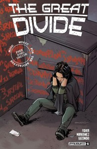 Great Divide Issue 6 Cover