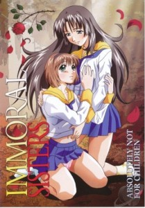Immoral Sisters Cover