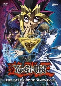 Yugioh Dark Side of Dimensions DVD Cover