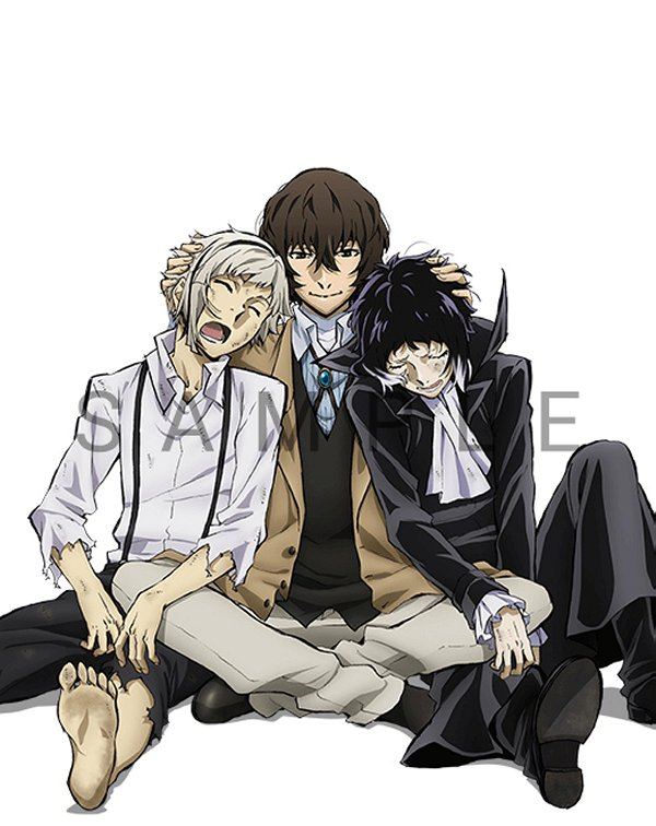 Bungo Stray Dogs Japanese Volume 12 Cover