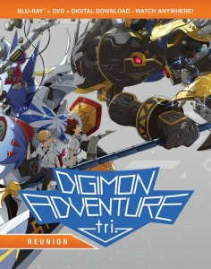 Digimon Adventure Tri Reunion Cover
