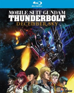Gundam Thunderbolt December Sky Cover