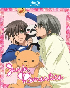 Junjo Romantica Season 1 Blu-ray Cover