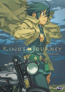 Kino's Journey DVD Front Cover