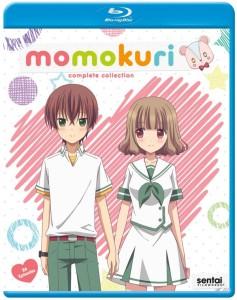 Momokuri Blu-ray Front Cover