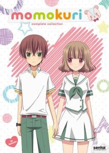 Momokuri DVD Front Cover