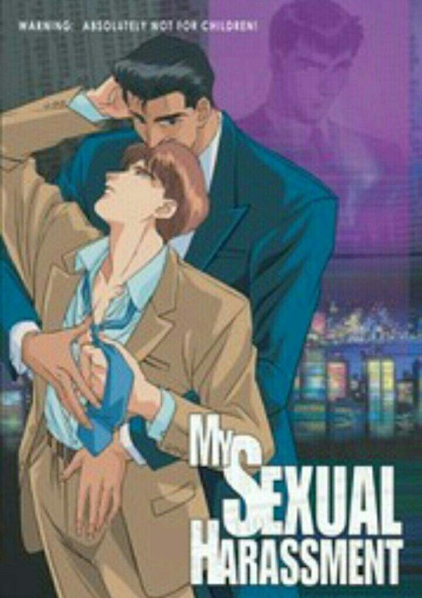 My Sexual Harassment Anime