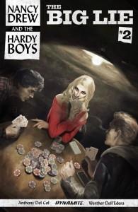 Nancy Drew Issue 2 Cover