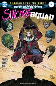 Suicide Squad Issue 14 Cover