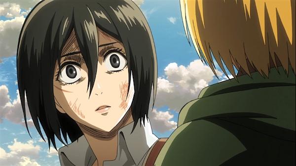 Kiss Anime Attack On Titan Season 3 2 Episode 33 Review