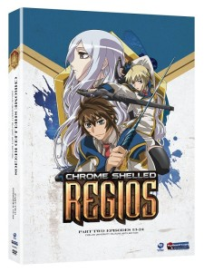 Chrome Shelled Regios Collection 2 Cover