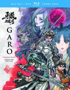 Garo Crimson Moon Part 2 Cover