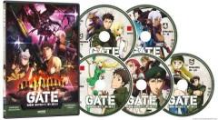 Gate DVD Packaging