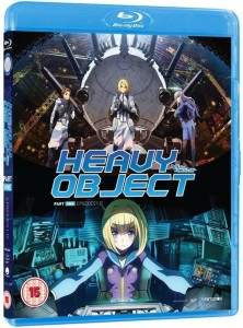 Heavy Object Part 1 UK COver
