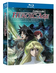 Heroic Age Blu-ray Cover
